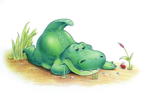 Albert aligator