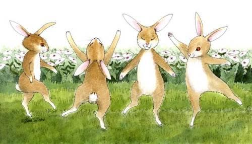 Bunny-Dance_art