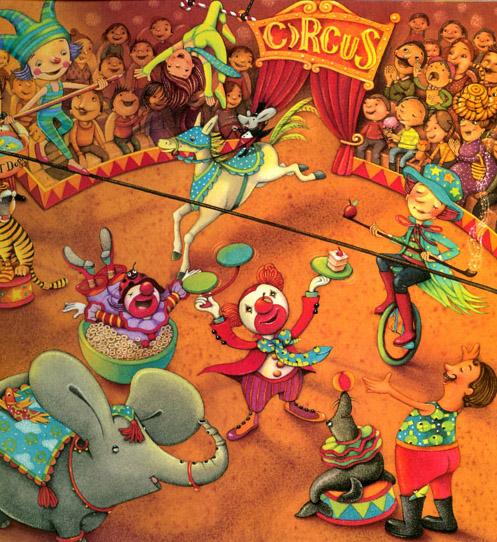 circus mail