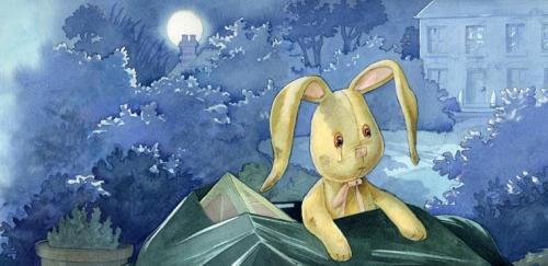 bunny tear