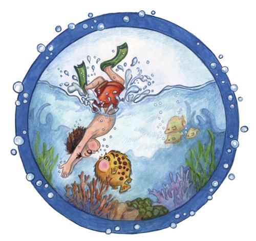 ElizabethRawlsThe Dive