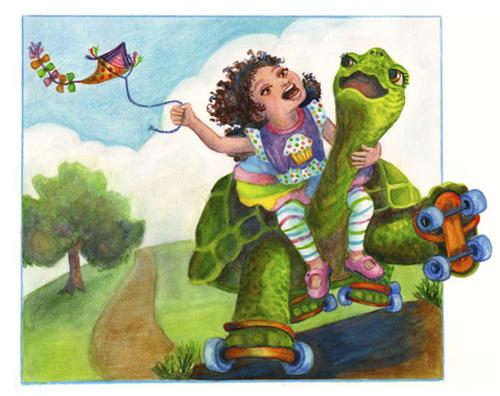 ElizabethRawlsTubular Turtle
