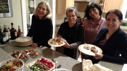 2015 Avalon Ann, Sharon, Sindhu, Marie