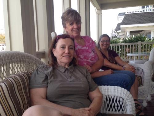 2015 Avalon Virginia Lois and Susan