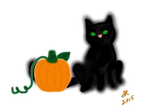 HalloweenCat2015