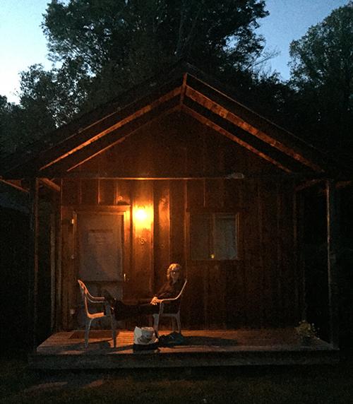 kt- my cabin