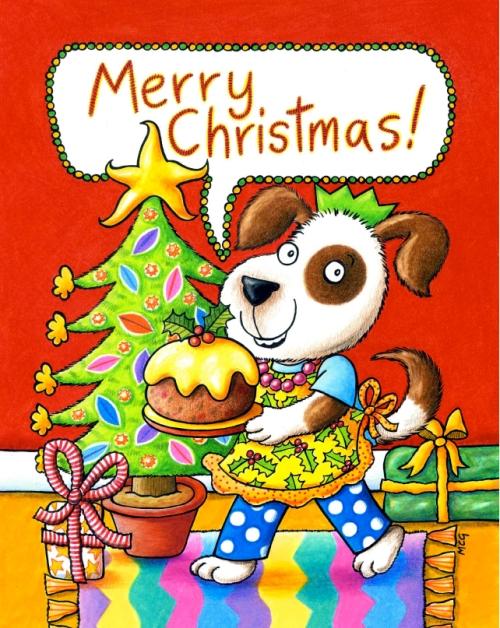 blog christmas cake