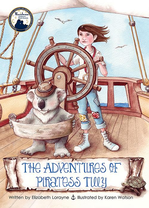 Blog Elizabeth Lorayne Piratess Tilly Cover