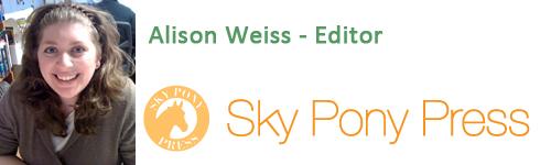 Alison weiss SkyPony
