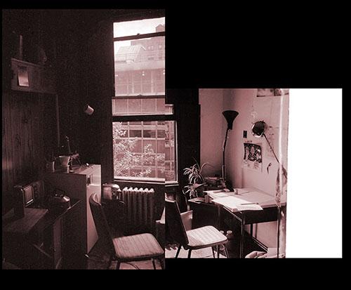 my NYC studio