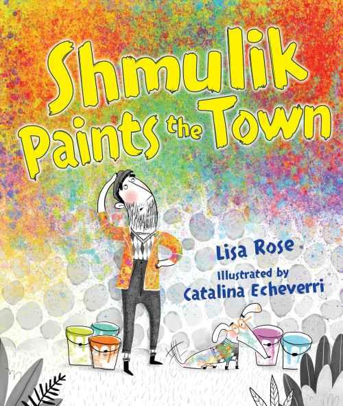 blogShmulik Paints the Town cover