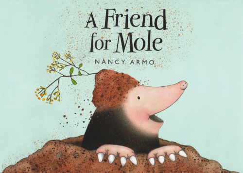 bookgiveaway Nancy ArmoAFriendforMole_cover
