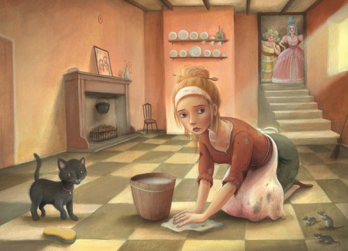 Cinderella_Cinders