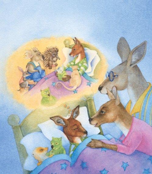 kangaroo dream