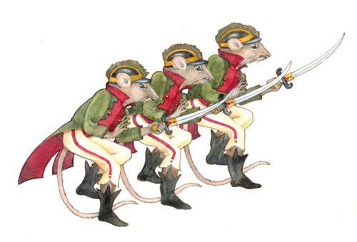 mice soldiers