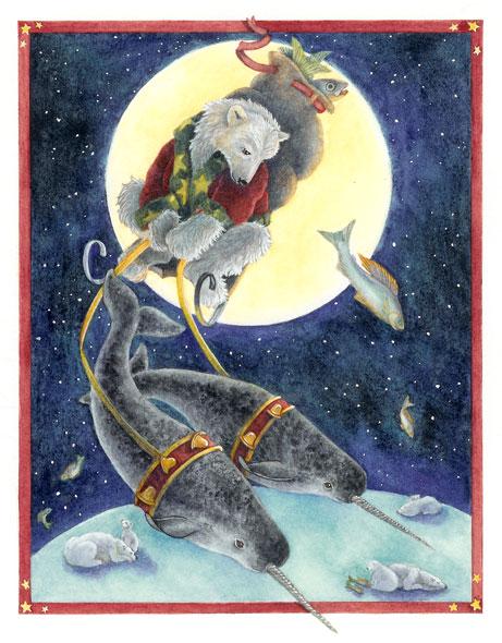Polar Santa