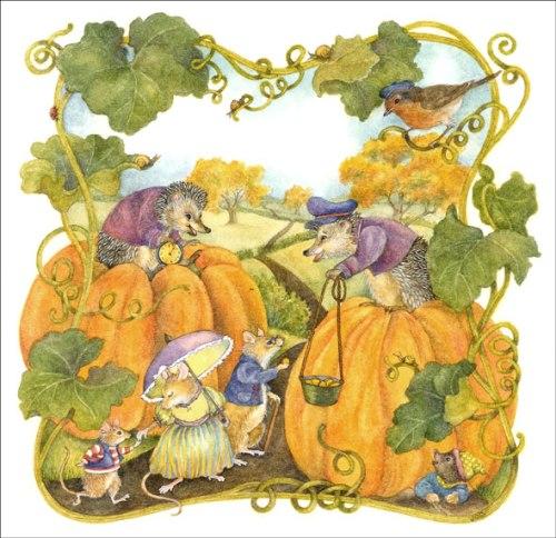 pumpkin toll