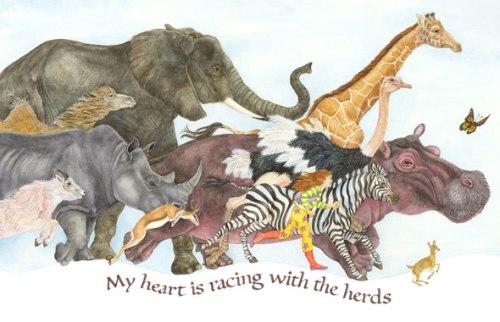racing herd
