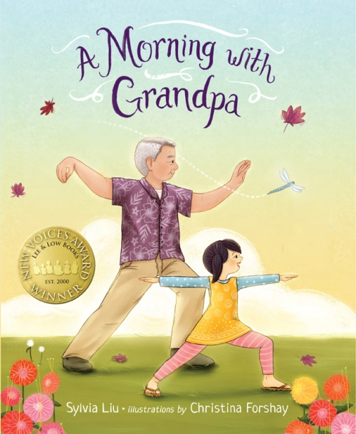 Sylvia LiuMorningWithGrandpa_cover