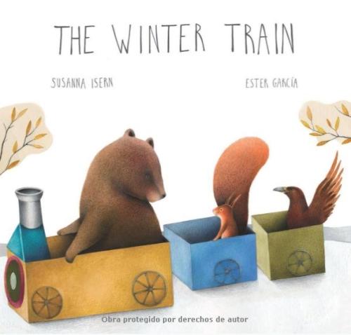 winter train