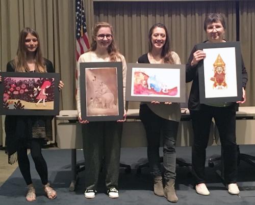 Juried Art Show Winners 2016