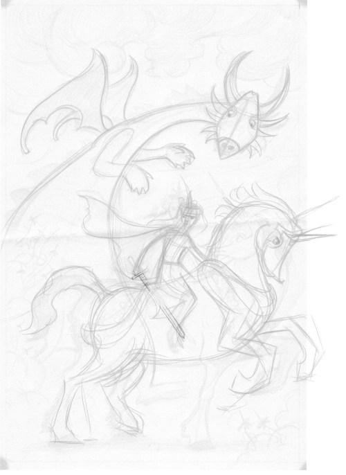 6.Pushed sketch