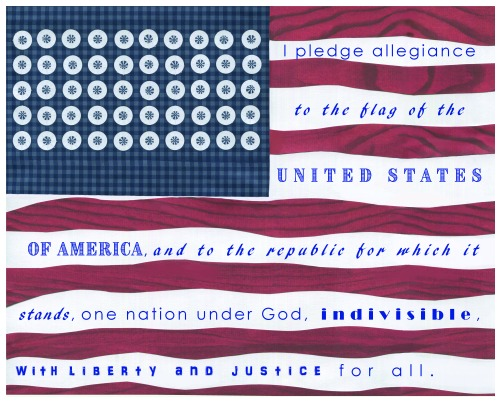 blogPledge of Allegiance