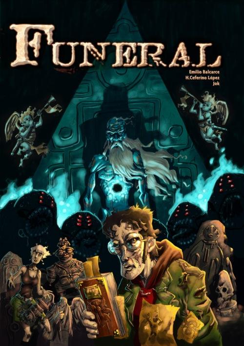 Funeral portada Aurea I-phone