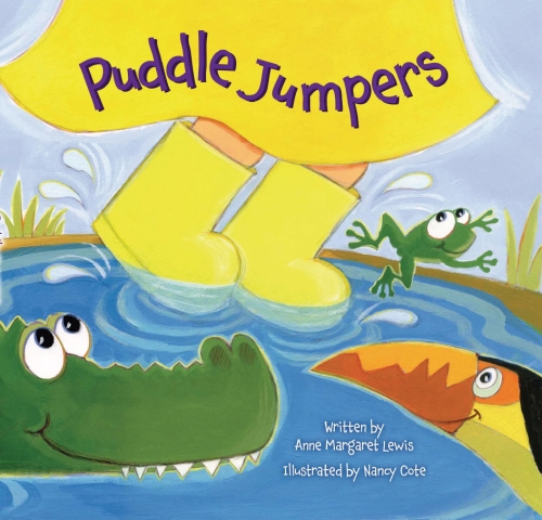 nancy cote puddle jumpers