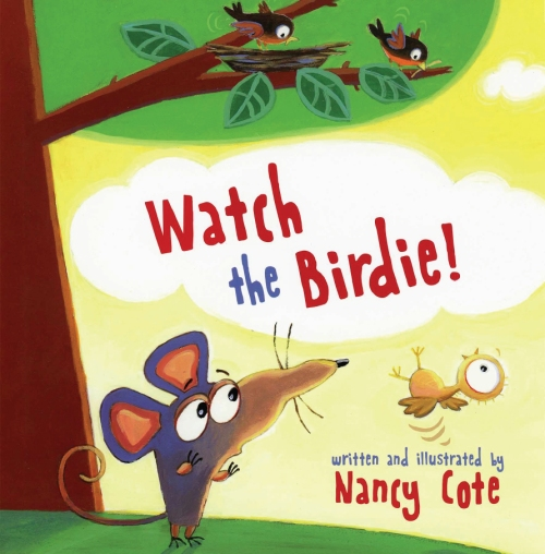 nancy cote Watch the Birdie