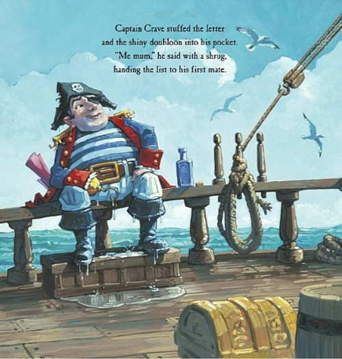 beth ferry pirate