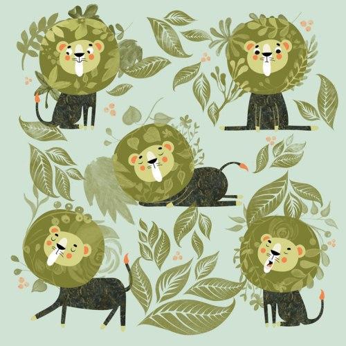 LionPattern
