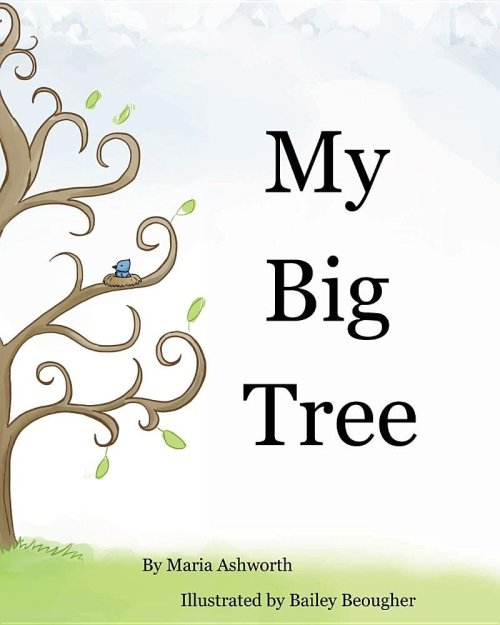 Maria ashworth my big tree.