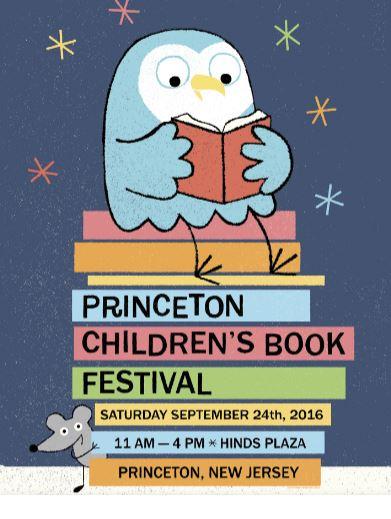 Princeton Book Festival Banner