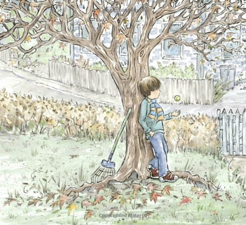 Toby Rake Tree Boy