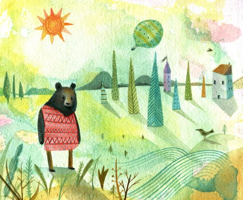 bear-in-landscape