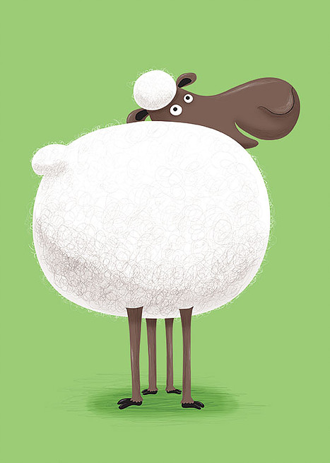 sheep-butt