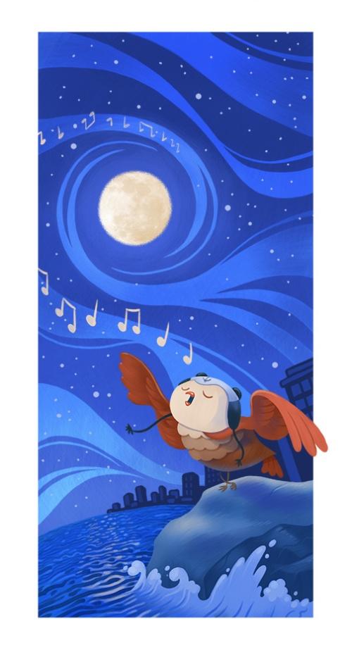 singing-owl