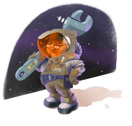 space-mechanic