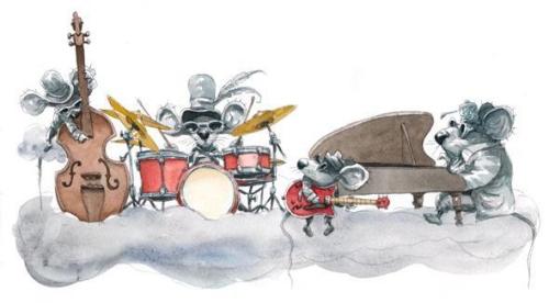 mouse-jazz-band