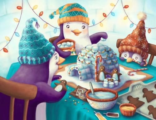 penguin-party