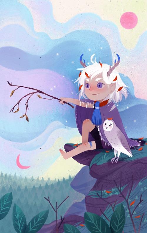 fairy-owl