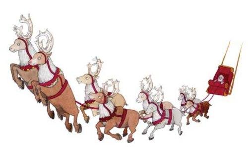 santa-sleigh-flying