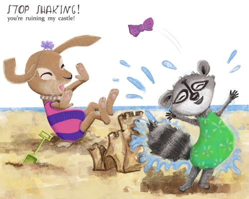 tkls-1-coon-and-bunny_katie-erickson-artspreadsjoy