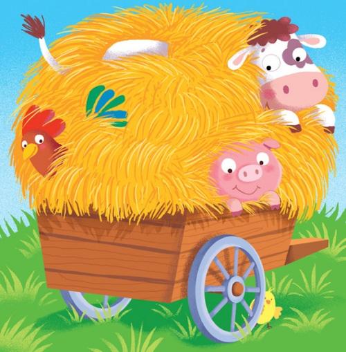 hay-wagon