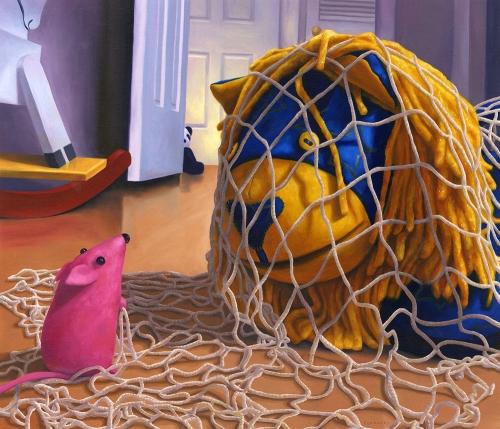kornacki_the-lion-and-the-mouse