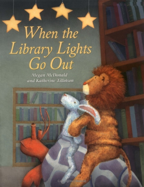 library-lights