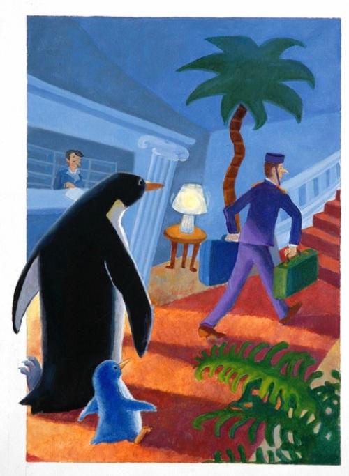 penguinsarrive