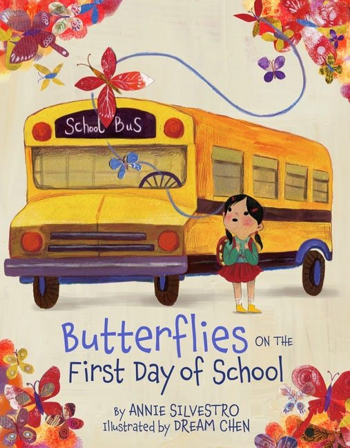 Book Giveaway: BUTTERFLIES ON THE FIRST DAY OF SCHOOL