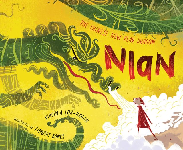 Book Giveaway – NIAN, THE CHINESE NEW YEAR DRAGON by Virginia Loh